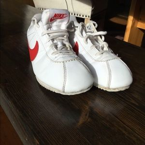 Retro Kids Nike Cortez Running Shoe